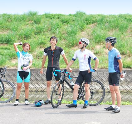 自転車がもっと楽しくなる、愛媛サイクルマップ