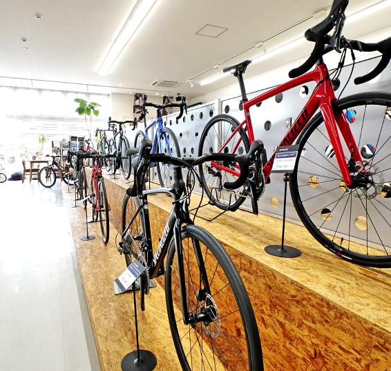 B-shop OCHI IDENTITY IS...自転車って楽しいね!を たくさんの人たちと共有したい!