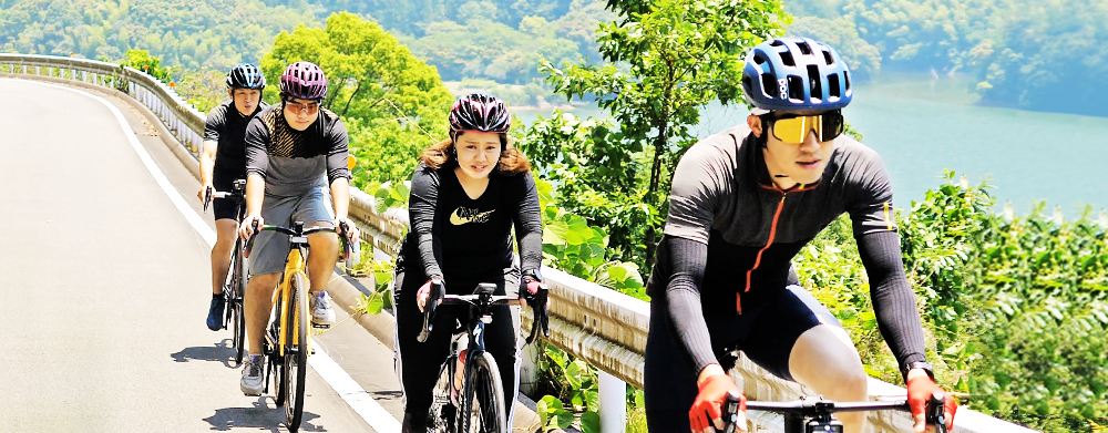 コミュニティーに登録してもっとサイクルスポーツを楽しもう!!