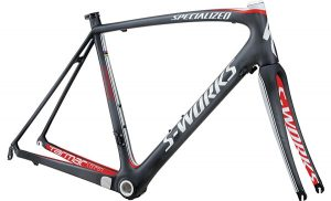 SW TARMAC SL3 2011 Carbon/White/Red SPECIALIZED ロードフレーム
