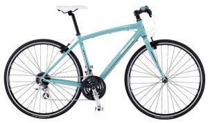 Camaleonte 1 2016 CELESTE Bianchi クロスバイク