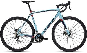 CRUX SPORT E5 2016 Gloss LT Blue/Navy/Red/Black/White SPECIALIZED ロード完成車