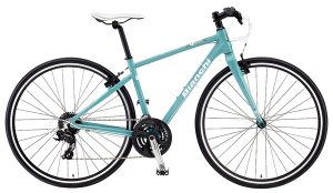 ROMA4 2016 CELESTE Bianchi クロスバイク