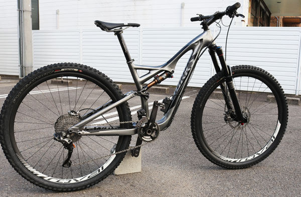 SPECIALIZED SW STUMPJUMPER FSR 29