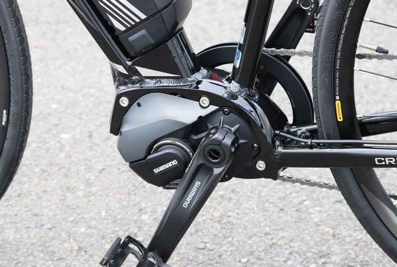 E-Bike SHIMANO STEPS