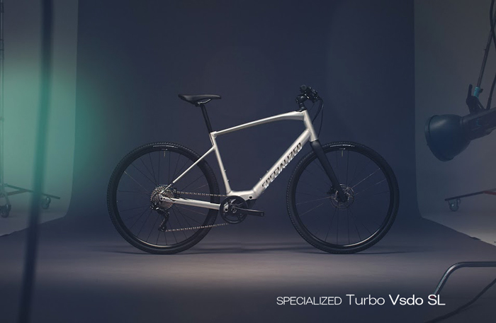 SOECIALIZED。e-Bike.Vado