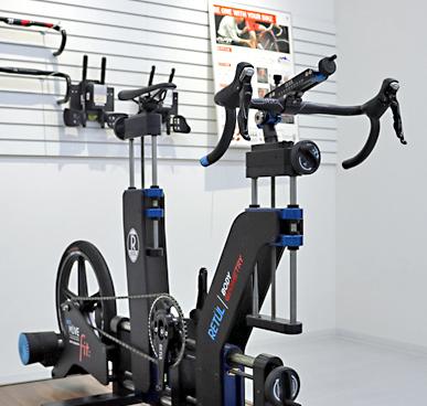 バイク計測器具「Retul 」走る前に乗るバイク「Muve」 専用ツールでデータに基づいたフィッテ