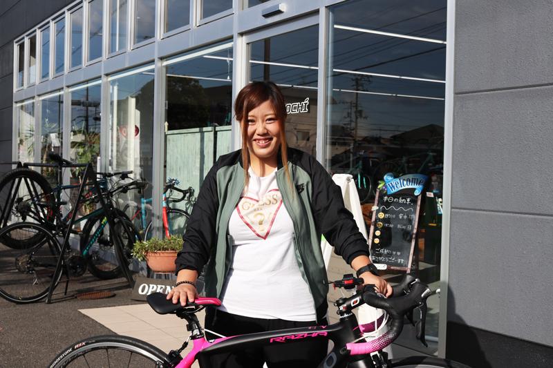 STAFFのサイクリングイベント初チャレンジ